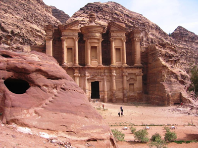 Jordan Short Trip 3 Days / 2 Nights