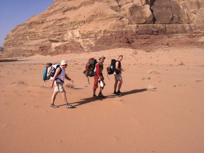 Trekking trough the Kingdom 8 days / 7 nights